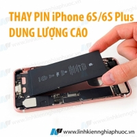 Thay Pin ZIN / Pin dung lượng cao cho iPhone 6S / 6S...