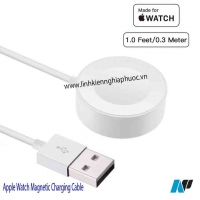 Cáp sạc Apple Watch Magnetic Charging Cable 0.3m (series...